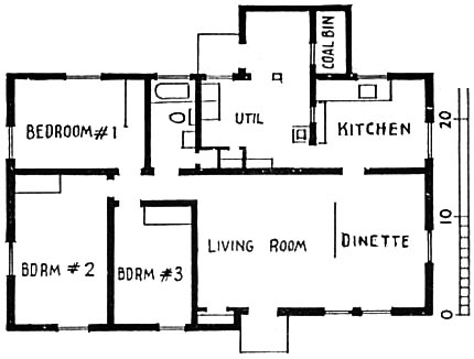 Drawing Simple House Plan Autocad